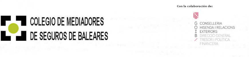 Aula Virtual del Colegio de Mediadores de Seguros de Baleares